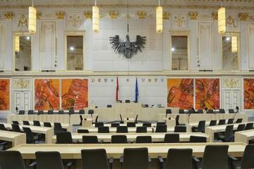 Frontend parlament